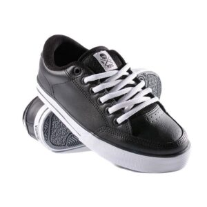CIRCA SHOES ALK50 LOPEZ BLACK/WHITE/GRAY