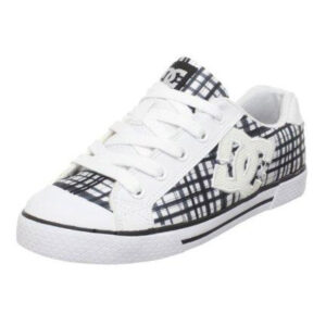 DC W'S SHOES CHELSEA BLACK/WHITE