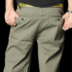 DC VERMUDA DANNY WAY CHINO SHORT RIFFLE GREEN