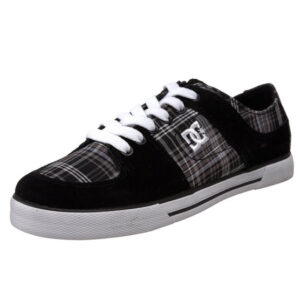 DC W'S SHOES PURE O-TX BLK/WHT