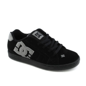 DC SHOES Y'S NET BLACK/BATTLESHIP