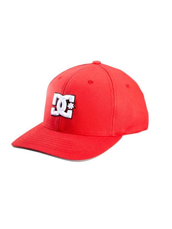 ΚΑΠΕΛΟ DC JAMAL FLEXFIT CAP RED