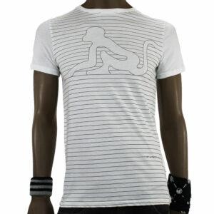 T-Shirt Drunknmunky D7049 White