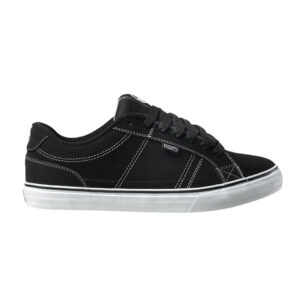 DVS MEN'S SHOES CRENSHAW BLACK NUBUCK