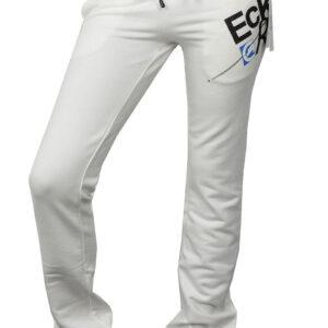 ΦΟΡΜΑ ECKO TYPEFACE PANT 35455 WHITE