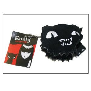 Πορτοφόλι EMILY THE STRANGE Bamm black