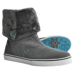 ETNIES W'S SHOES LOUNGE GREY