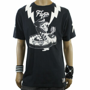 T-SHIRT FLY53 COBRA black