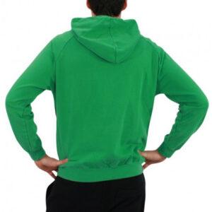 Φούτερ με κουκούλα Glory and Heritage 881341 Green