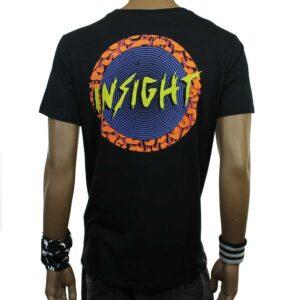 T-SHIRT INSIGHT 6101146 BLACK