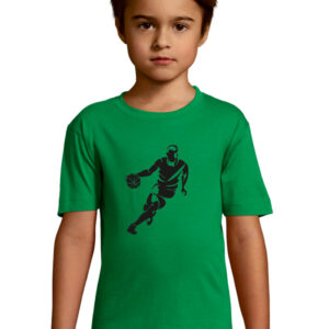 Tshirt DRIBBLE K green