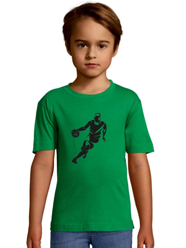 Tshirt DRIBBLE K green
