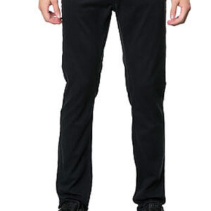 MATIX MEN'S PANTS CONSTRICTOR BLACK DENIM