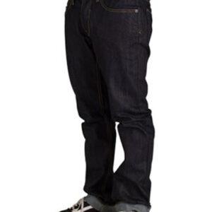 MATIX MEN'S PANTS GRIPPER BLUE(DARK RINSE)