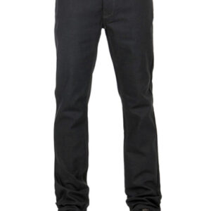 MATIX MEN'S PANTS GRIPPER BLACK DENIM