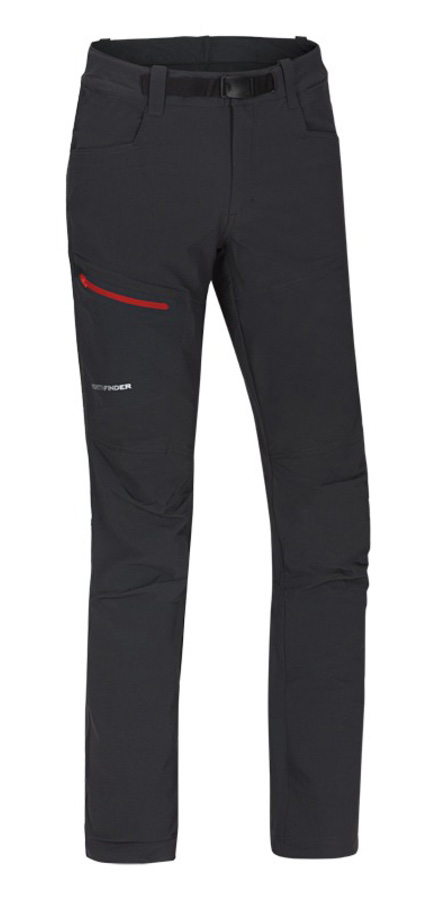 Παντελόνι NORTH FINDER MICAH NO-31011OR blk/red