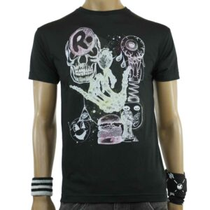 T-Shirt Rusty Toothpick Black