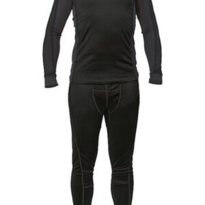 Ισοθερμικό Set Polo Mens Thermal Baselayer Black