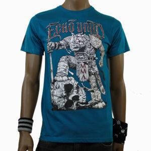 T-Shirt Ecko Unlt Warrior Tee Ocean