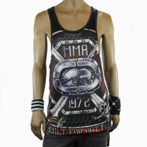TANK ECKO BUILT FOR BATTLE black