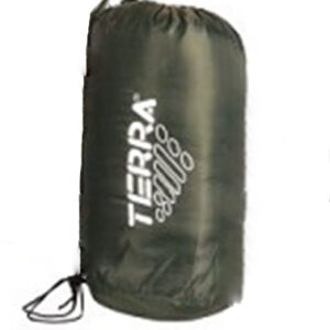 Sleeping Bag TERRA 150 Green