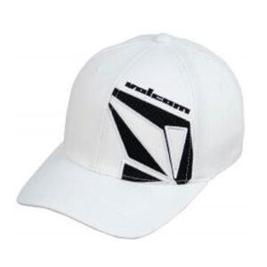 ΚΑΠΕΛΟ VOLCOM TRANSPLANT FLEXFIT CAP WHITE