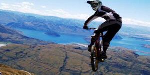 Read more about the article Βόλτα… στο βουνό με το ποδήλατο