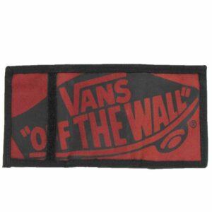 Πορτοφόλι Vans Bigtime Black/Red