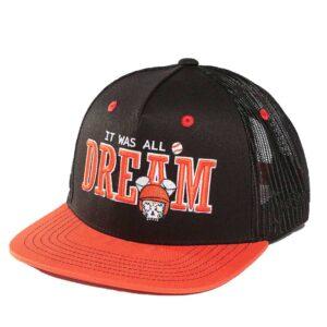 ΚΑΠΕΛΟ WHO SHOT YA? TRUCKER CAP DREAMBALL
