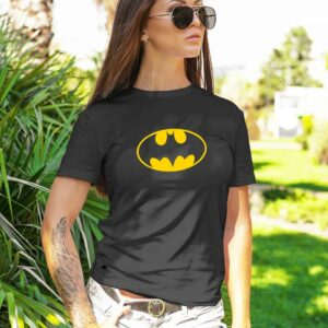 T-shirt Batman Woman