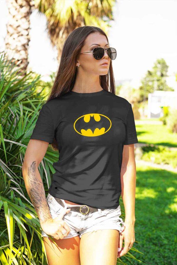 T-shirt Batman Woman