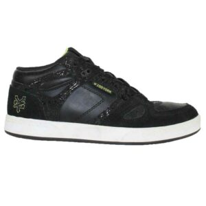 ZOO YORK MEN'S SHOES PERRY BLACK LIME