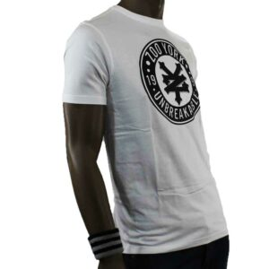 T-SHIRT ZOO YORK STAMP WHITE