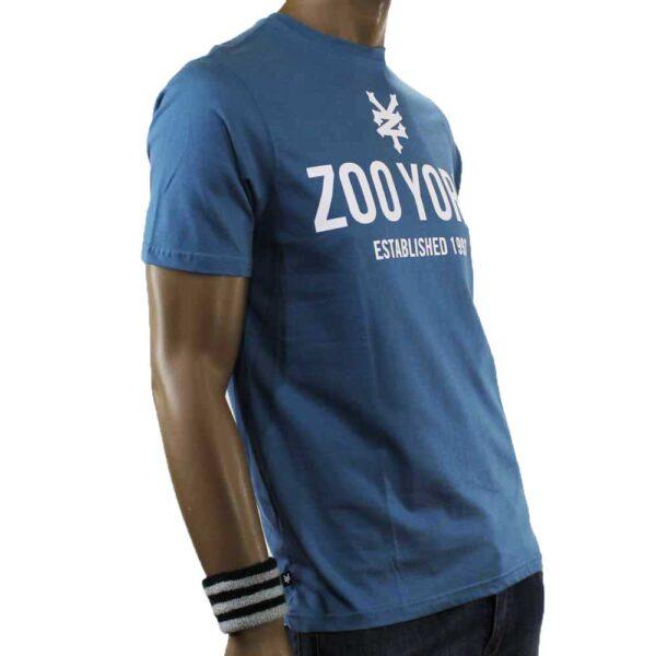 t-shirt zoo york tempeton navy