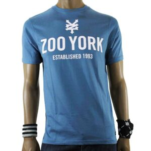 T-SHIRT ZOO YORK TEMPLETON NAVY
